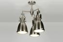 bekijk hanglamp-71948-eigentijds_klassiek-industrie-look-staalgrijs-staal_rvs-rond