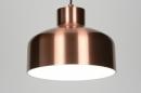 bekijk hanglamp-72040-modern-retro-industrie-look-aluminium-rond
