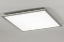 bekijk plafondlamp-72064-modern-kunststof-staal_rvs-vierkant