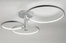 bekijk plafondlamp-72108-modern-design-kunststof-metaal