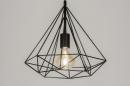 hanglamp-72265-modern-eigentijds_klassiek-landelijk_rustiek-zwart-mat-metaal-rond