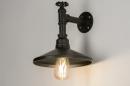 wandlamp-72474-modern-eigentijds_klassiek-landelijk_rustiek-industrie-look-stoere_lampen-zwart-gunmetal_(oldmetal)-metaal-oldmetal_(gunmetal)