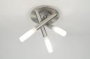 bekijk plafondlamp-83671-modern-glas-wit_opaalglas-staal_-_rvs-rond