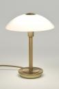bekijk tafellamp-84179-klassiek-roest-bruin-brons-brons-roestbrons-brons-glas-mat_glas-rond
