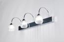 bekijk wandlamp-85393-modern-klassiek-glas-helder_glas-metaal-langwerpig
