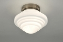 bekijk plafondlamp-87620-modern-retro-glas-wit_opaalglas-staal_-_rvs-rond