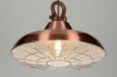 bekijk hanglamp-88178-modern-retro-industrie-look-metaal-rond