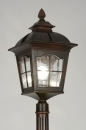 bekijk buitenlamp-88219-sale-klassiek-eigentijds_klassiek-landelijk-rustiek-retro-roest-bruin-brons-aluminium-glas-mat_glas-vierkant