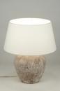bekijk tafellamp-88385-klassiek-keramiek-stof-rond