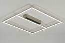 bekijk plafondlamp-88739-modern-design-kunststof-acrylaat-kunststofglas-staal_-_rvs-rechthoekig