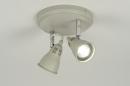 bekijk plafondlamp-88917-modern-metaal-rond