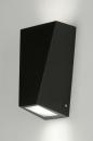 bekijk wandlamp-88946-modern-design-aluminium-glas-wit_opaalglas-zwart-mat-rechthoekig
