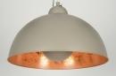bekijk hanglamp-88983-modern-eigentijds_klassiek-landelijk-rustiek-betongrijs-grijs-koper-roodkoper-metaal-rond