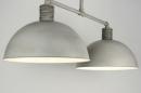bekijk hanglamp-89052-modern-industrie-look-grijs-metaal-langwerpig
