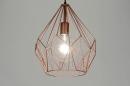 bekijk hanglamp-89070-modern-design-metaal-rond