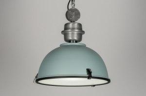 hanglamp 10322: modern, industrie, look, metaal