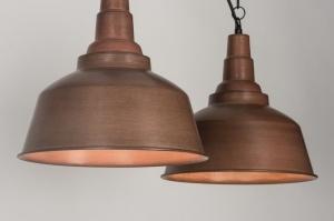 hanglamp 10370: klassiek, retro, industrie, look