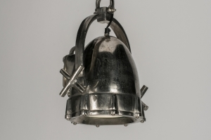 hanglamp 10471: industrie, look, rond