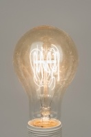 lichtbron 106: klassiek, retro, industrie, look