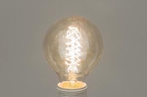 lichtbron 107: klassiek, retro, industrie, look