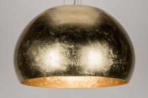 hanglamp 10724: modern, glas