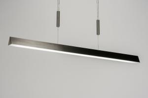 hanglamp 10790: modern, design, aluminium, metaal