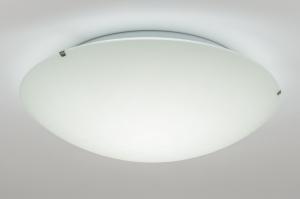 plafondlamp 10848: modern, klassiek, eigentijds klassiek, landelijk