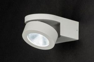 spot 10912: modern, design, wit, mat