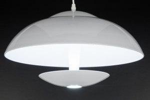 hanglamp 10948: modern, design, retro, wit