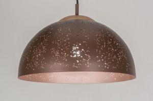 hanglamp 10956: modern, eigentijds klassiek, landelijk, rustiek