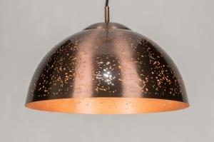 hanglamp 10957: modern, eigentijds klassiek, landelijk, rustiek