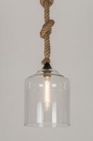 hanglamp 11019: modern, eigentijds klassiek, landelijk, rustiek