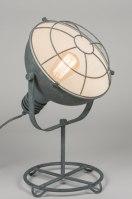 tafellamp 11075: modern, eigentijds klassiek, landelijk, rustiek