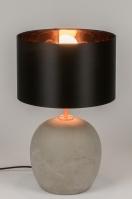 tafellamp 11141: modern, eigentijds klassiek, landelijk, rustiek