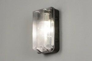 buitenlamp 30252: modern, industrie, look, kunststof