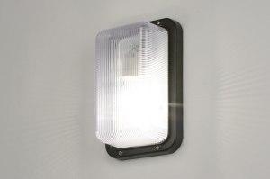 wandlamp 30254: modern, industrie, look, kunststof