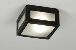 wandlamp 30494: modern, design, aluminium, glas