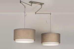 hanglamp 30676: modern, eigentijds klassiek, landelijk, rustiek