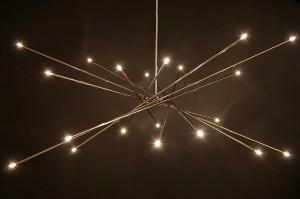 hanglamp 52713: modern, metaal, rond, langwerpig