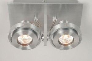 spot 67476: modern, design, aluminium, rechthoekig