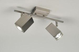 spot 71106: modern, staal , rvs, rechthoekig