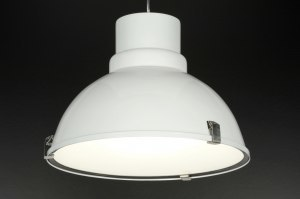 hanglamp 71716: modern, industrie, look, wit