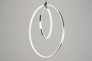 hanglamp 72112: modern, design, rond