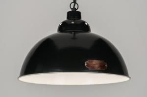 hanglamp 72185: klassiek, retro, industrie, look