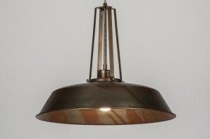 hanglamp 72204: modern, retro, industrie, look