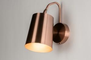wandlamp 72321: modern, eigentijds klassiek, landelijk, rustiek