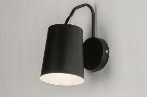wandlamp 72323: modern, eigentijds klassiek, landelijk, rustiek