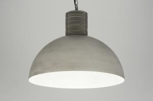 hanglamp 88311: modern, industrie, look, metaal