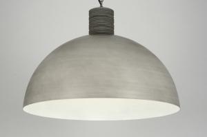 hanglamp 88312: modern, industrie, look, metaal
