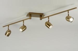 spot 88402: modern, klassiek, design, brons
